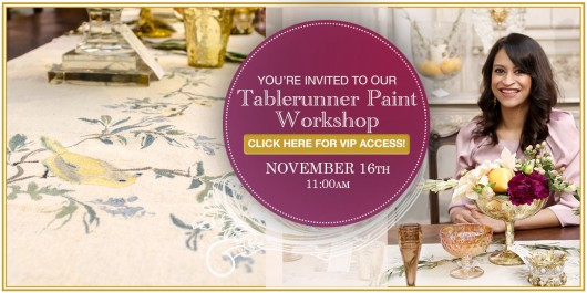 Tablerunner Paint Workshop_9
