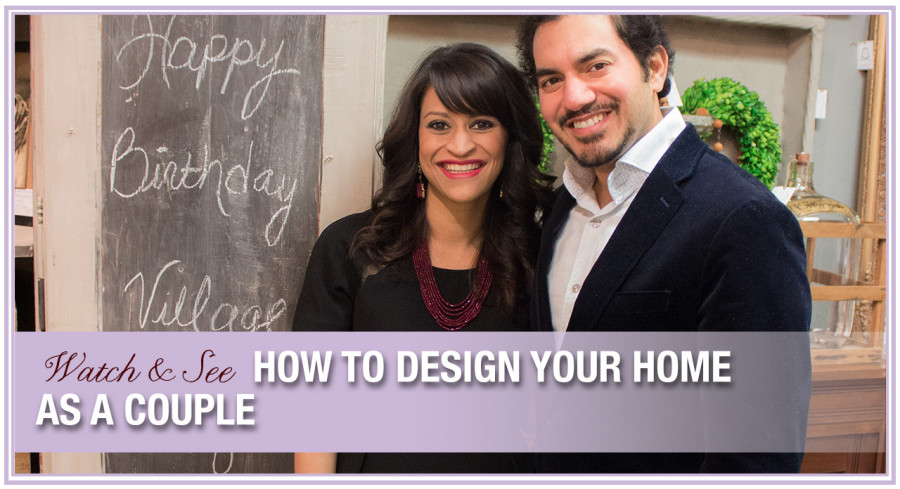 How To Design As A Couple!