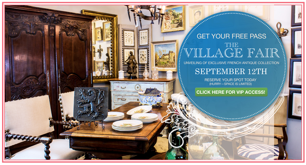 VillageFair2015Sale